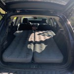 This Custom Fit Air Mattress Is A Brilliant Car Based Sleep System