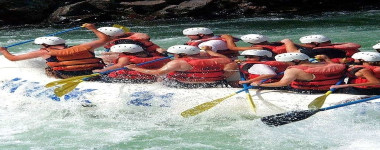 River Rafting Tours