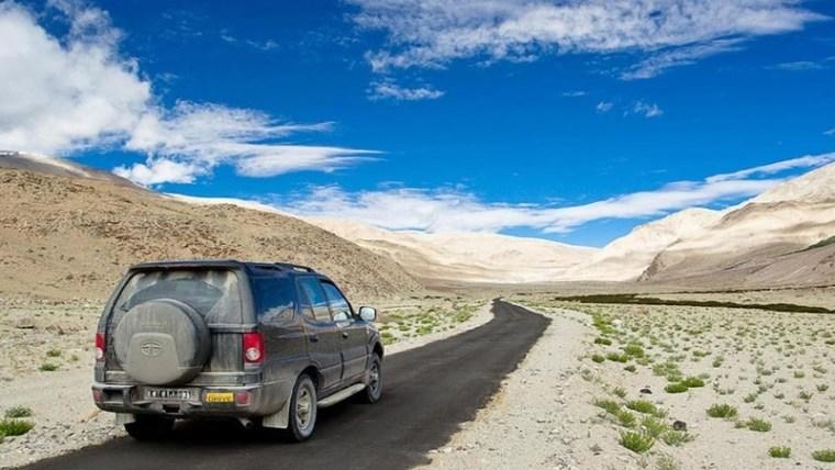 Leh Ladakh Jeep Safari Tour