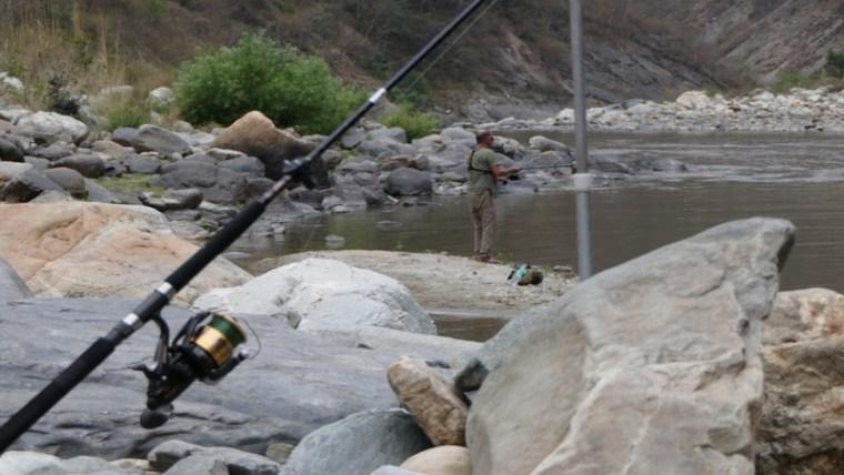 Goonch Fishing Tour