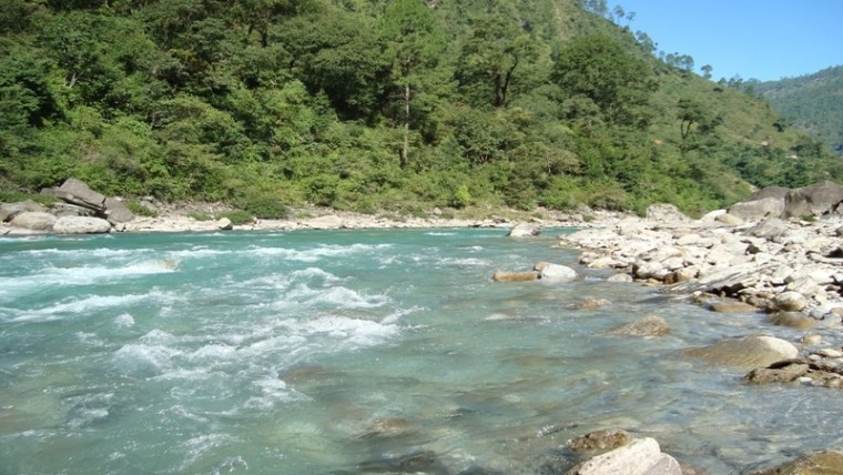 Himalayan Mahseer Fishing Tour