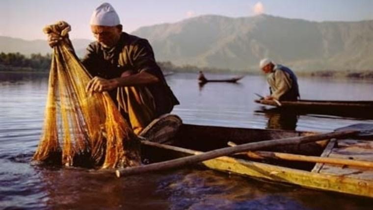 World Class Fishing in Srinagar