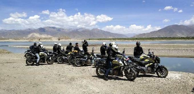 Friendship Highway Motor Bike Tour