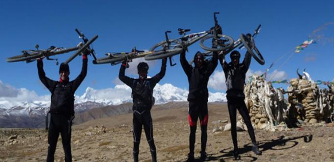 New Tibet Cycling Tour