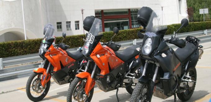 Round Yamdrok & Everest Motorcycle Tour