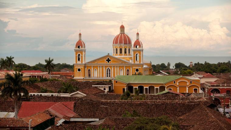 Guatemala El Salvador Nicaragua