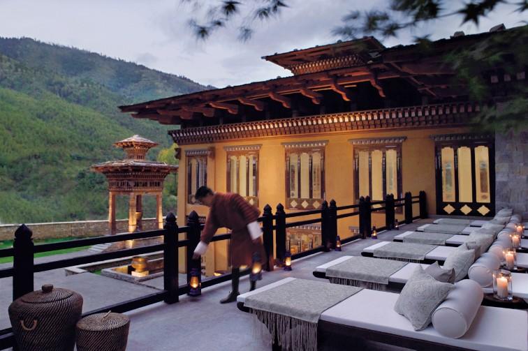 Taj Hotels Bhutan