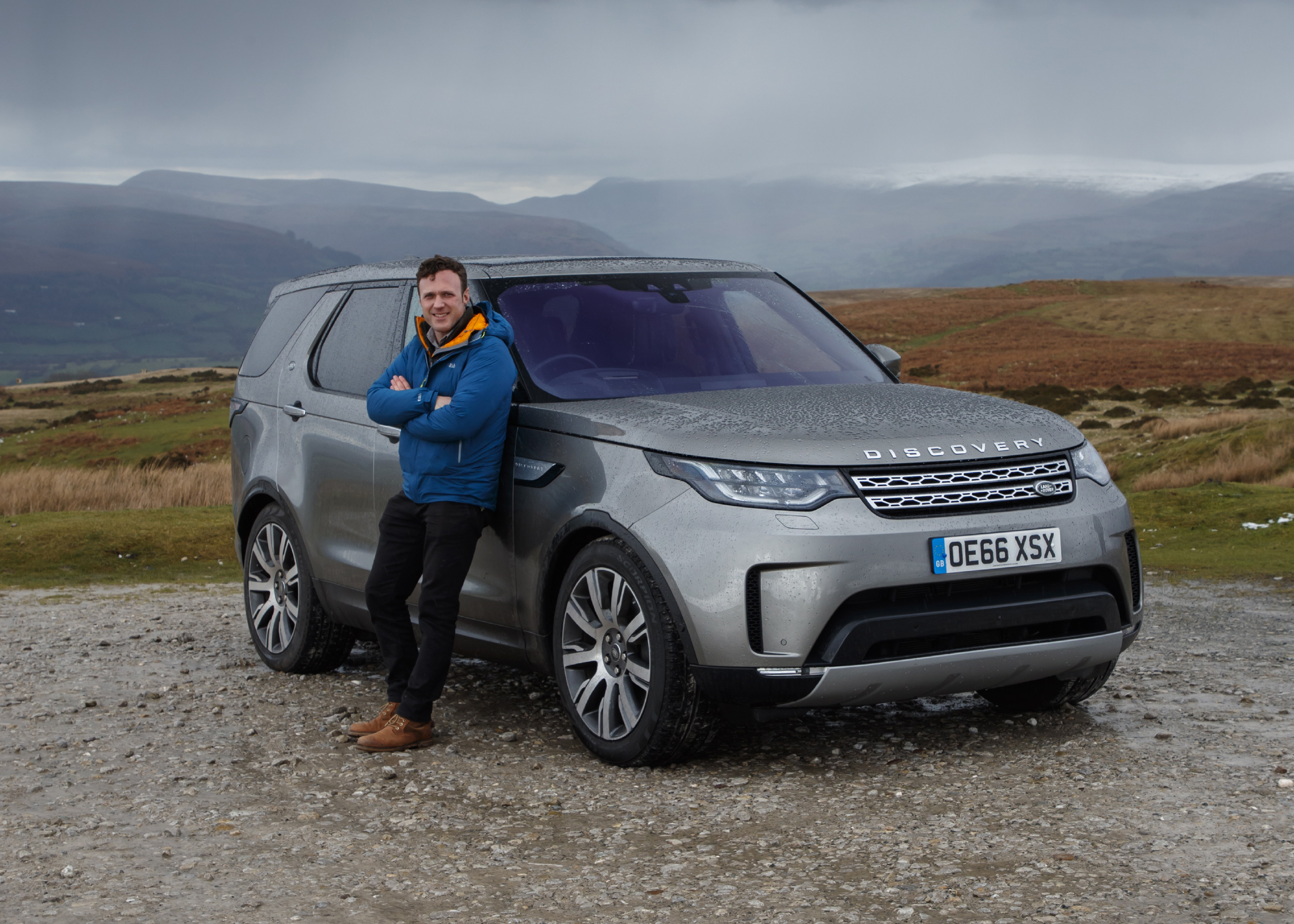 New Land Rover Discovery driven – Adventure 52 Magazine