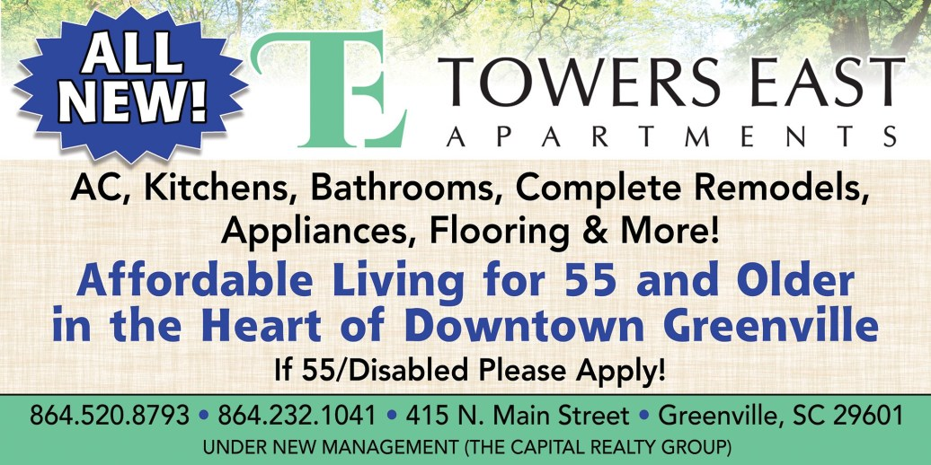 Towers East Apartments