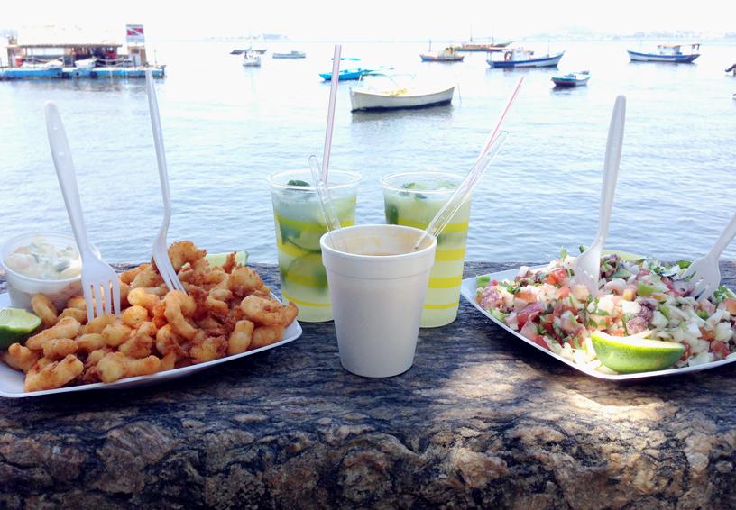 Rio Food: Bar Urca