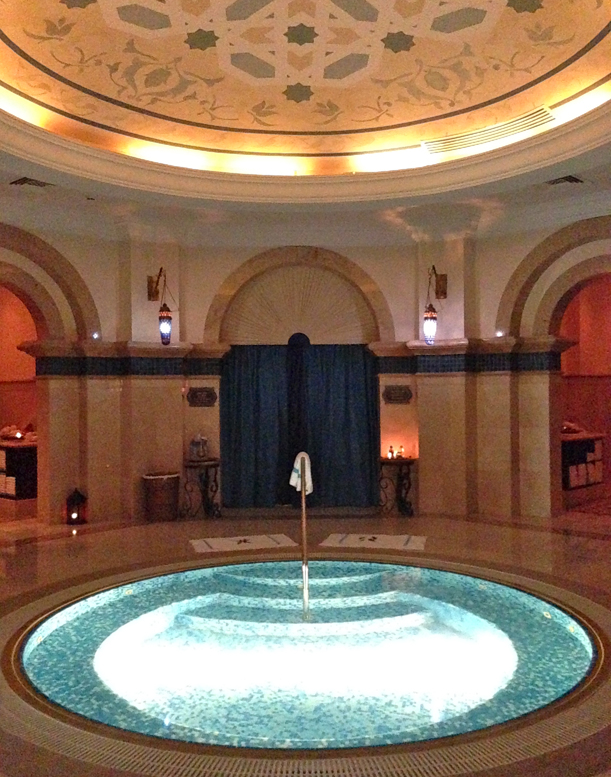 Royal Mirage Dubai Hammam