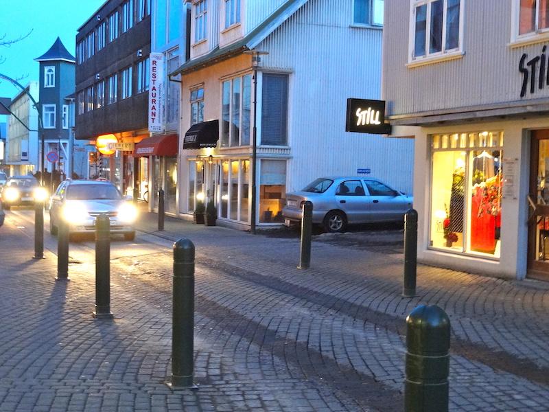 24 Hours in Reykjavik Downtown