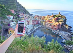 All About Hiking in Cinque Terre