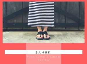 Sanuk Yoga Sling 2 Sandal Review