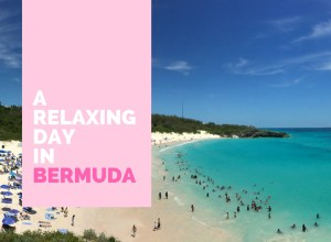 A Relaxing Day in Bermuda