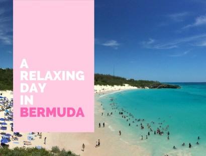 A Relaxing Day in Bermuda