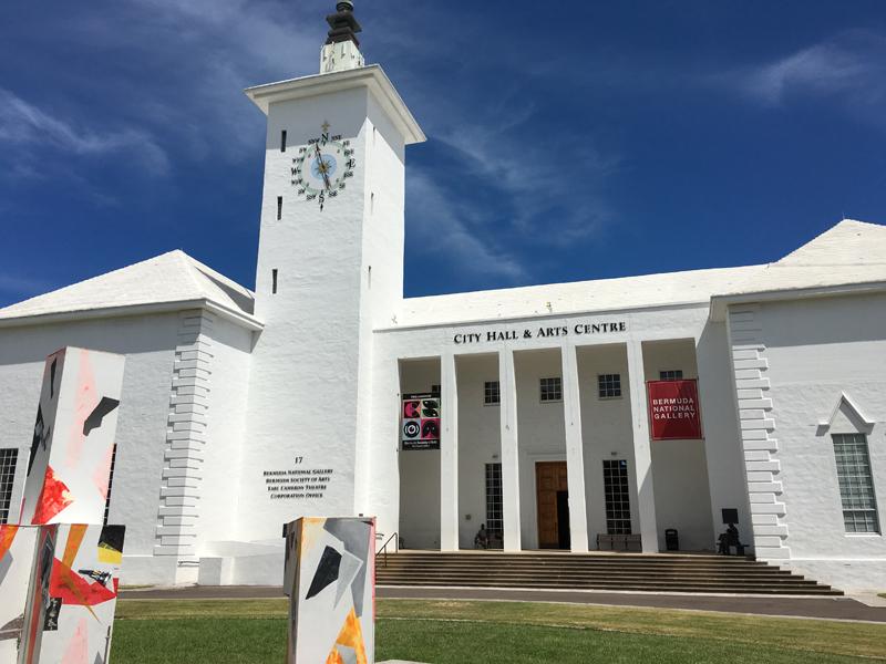 Bermuda City Hall