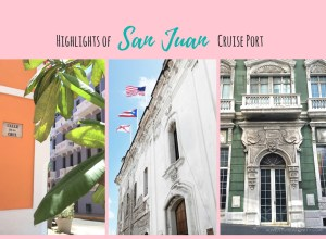 Highlights of San Juan Cruise Port
