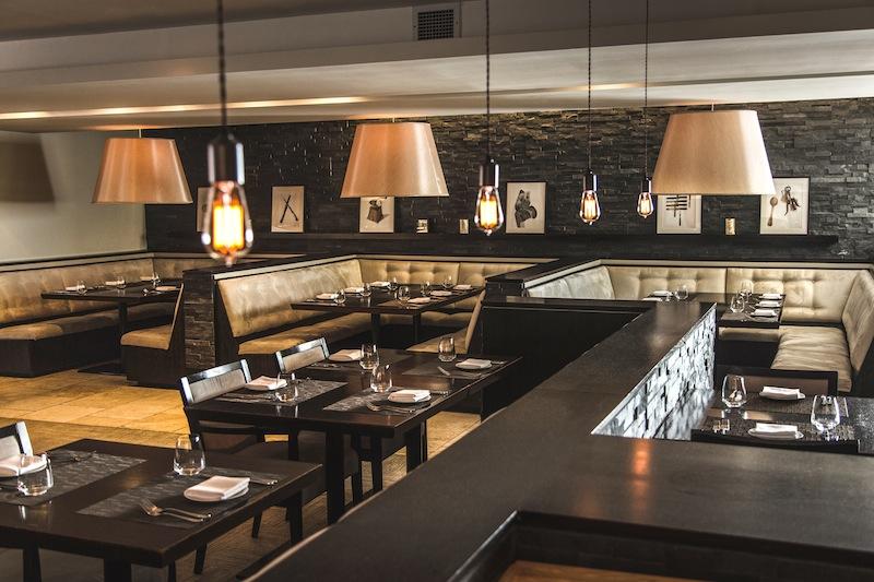 Jacobs & Co Restaurant Interior