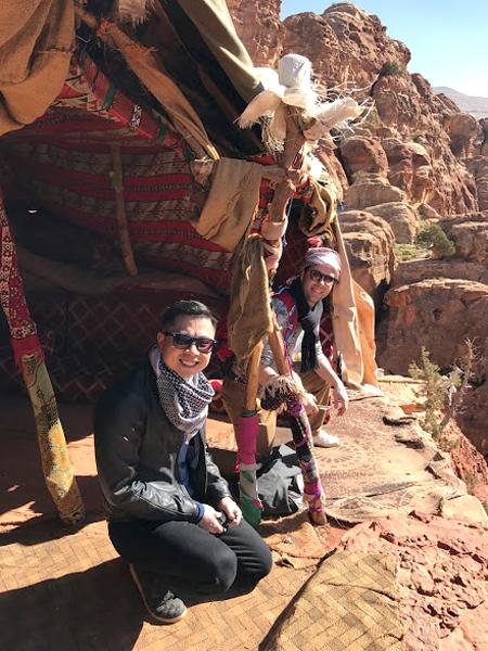Petra Jordan Bedouin Camp