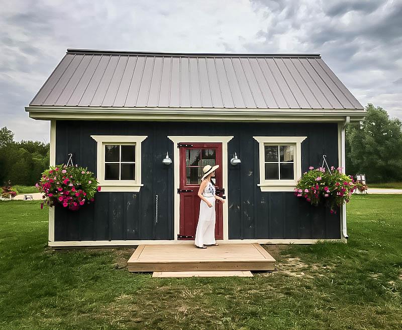 Terre Bleu Lavender Farm Little House