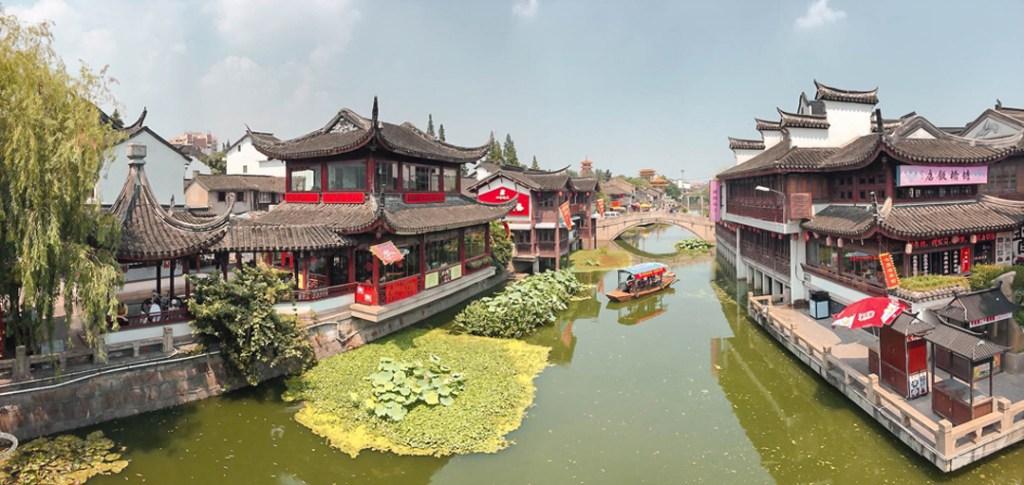 Qibao Water Town Hidden Gem in Shanghai