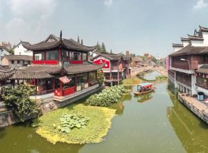Qibao Water Town:  Hidden Gem in Shanghai
