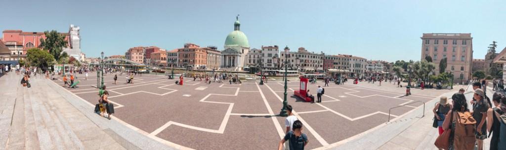Exploring Venice Photo Diary Santa Lucia