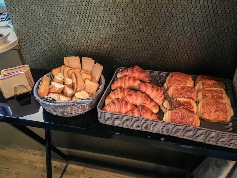 Hôtel Gabriel Paris Breakfast