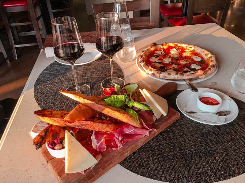 Two Sisters Vineyards Kitchen76 Proscuitto