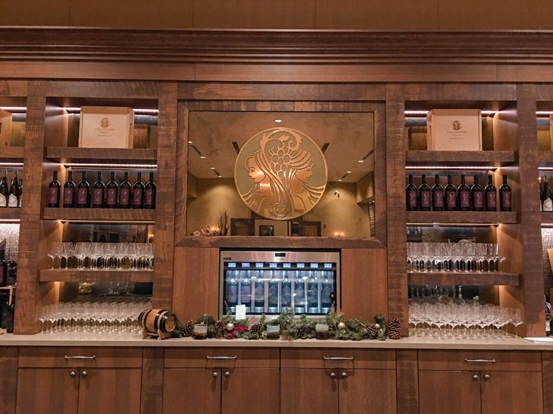 Two Sisters Vineyards Wine Shop