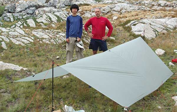 4.7 lb Super Ultralight Pack in the Sierras - Adventure Alan