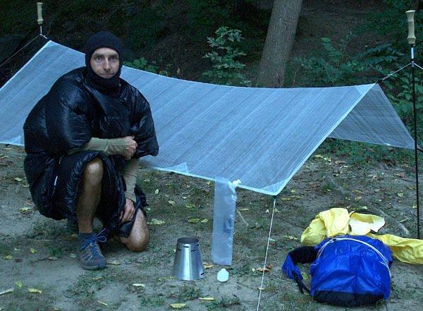 ulralight backpacking quilt - jacks r better sierra stealth quilt