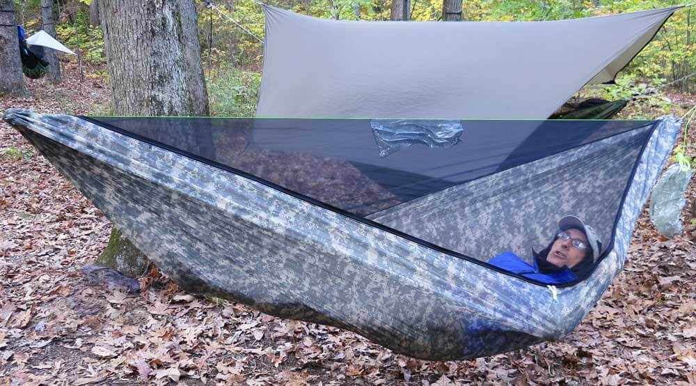 Medium image of hammock camping part i  advantages  u0026 disadvantages versus ground systems