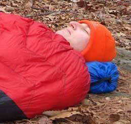 Recommended Sleeping Bags & Quilts