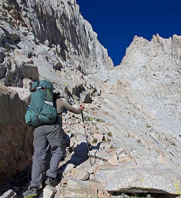 hiking backpack - backpacking backpack