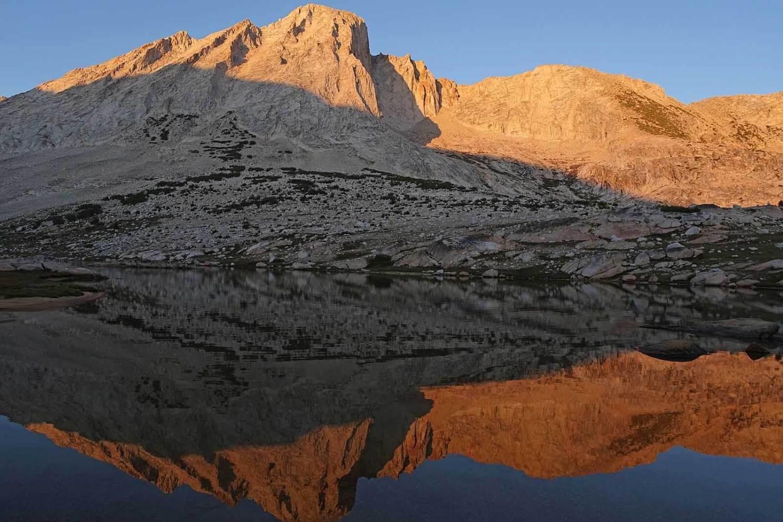 Technical Peak Climbing Yosemite Backcountry