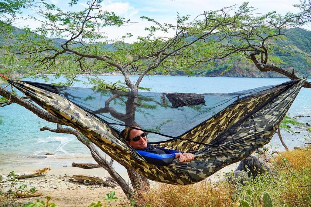 Review of Dutchware Chameleon Hammock