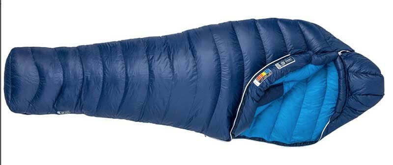 down backpacking sleeping bag - marmot phase 20