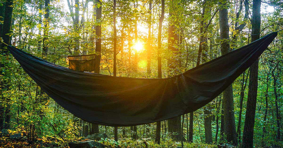 Hammock Tent C&ing & 7 Reasons Why Hammock Tent Camping is Fantastic   How To Get Started ...