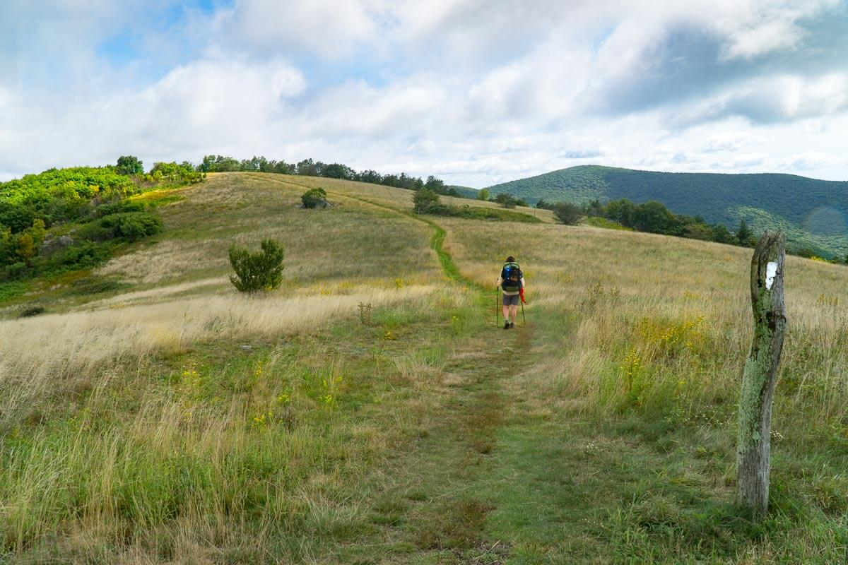 Appalachian Trail Section Hike - Roanoke to Shenandoah National Park