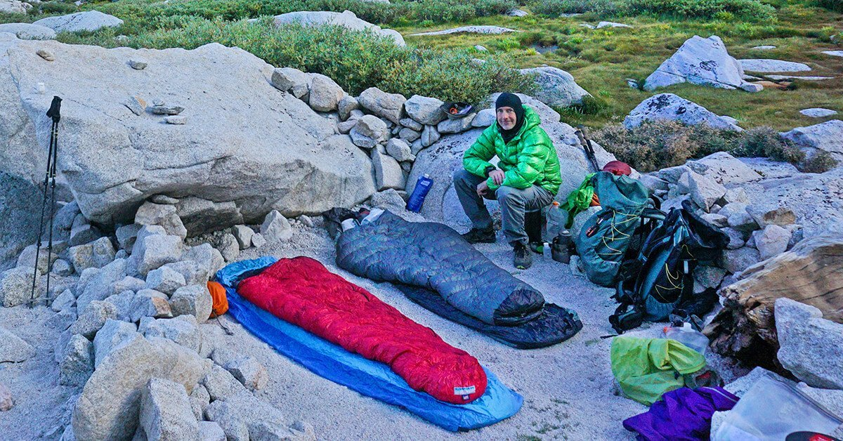 2019 Buyers Guide to Lightweight Backpacking Quilts - Adventure Alan