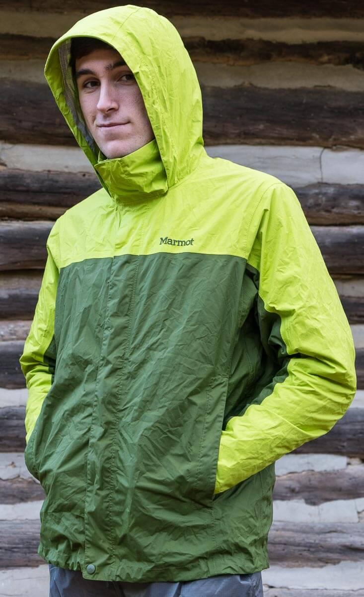 bb9b92262e73 Best lightweight rain jackets for hiking backpacking adventure alan jpg  707x1157 Ultralight pit zips rain jacket