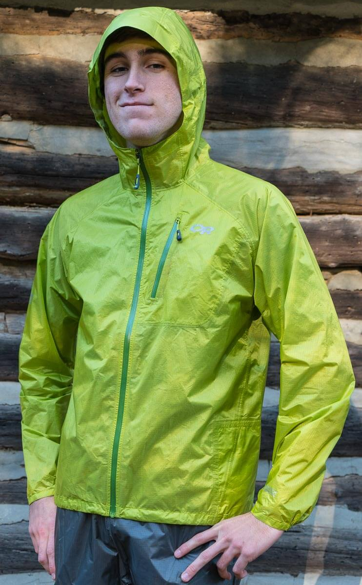 Outdoor Research - Helium - Lightweight Rain Jacket for Hiking and Backpacking