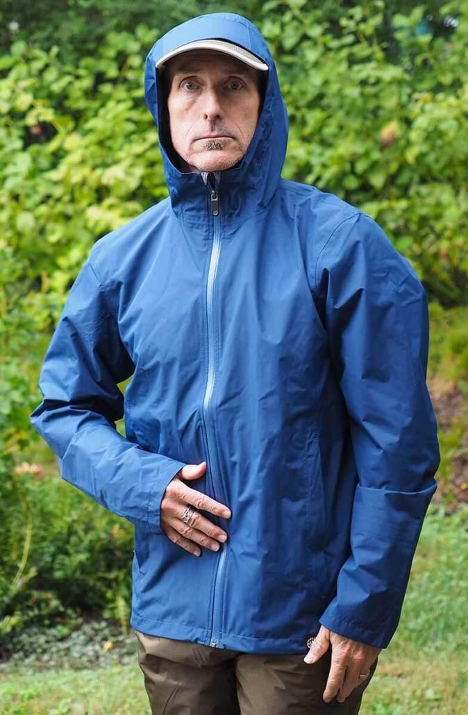 rei rain jacket - REI Co-op Rainier Rain Jacket - packable rain jacket