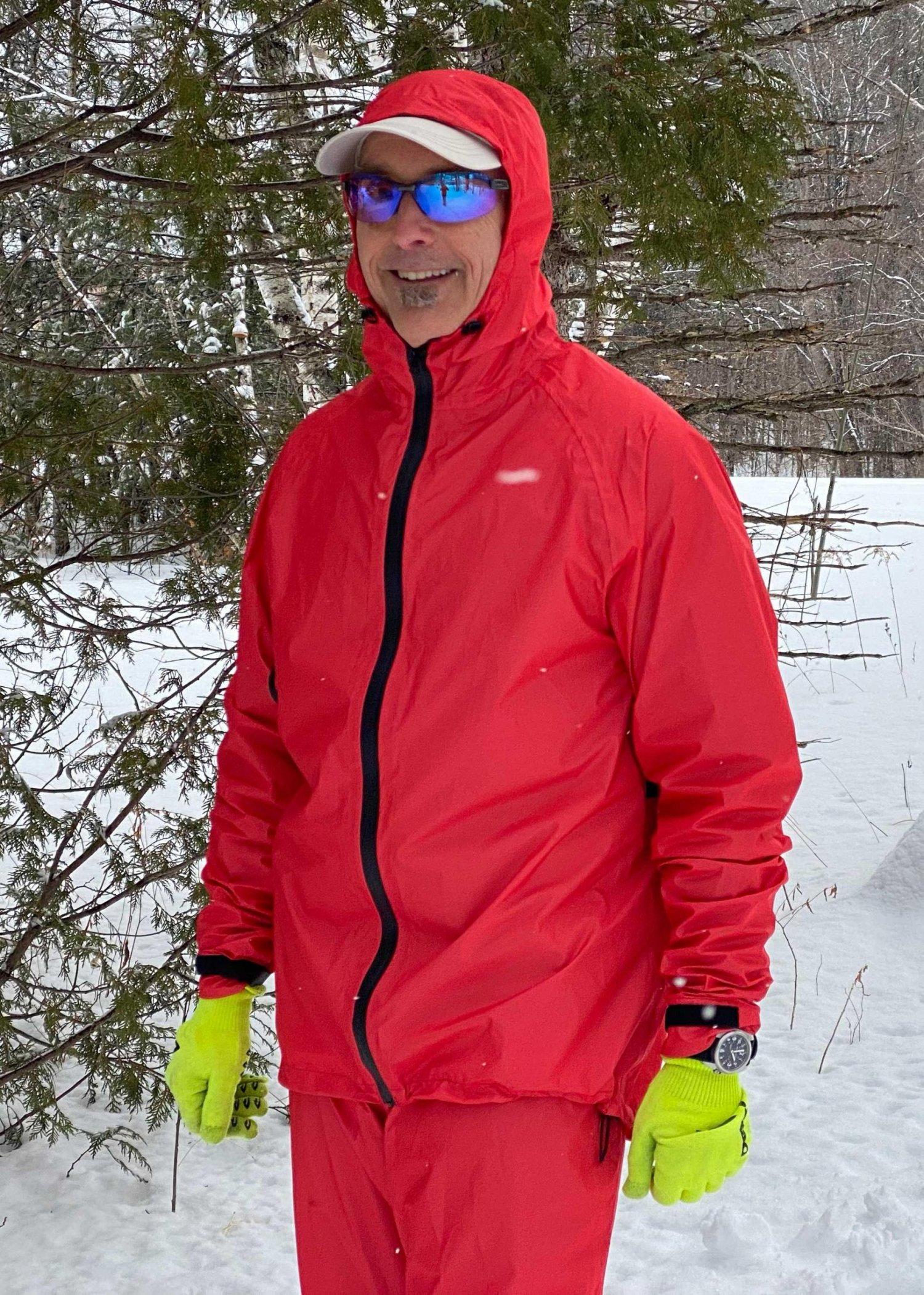 ultralight rain jacket - Enlightened Equipment Visp
