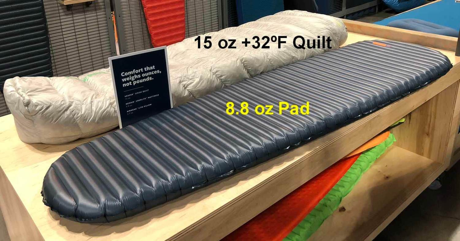 Therm-a-Rest NeoAir UberLite Mattress