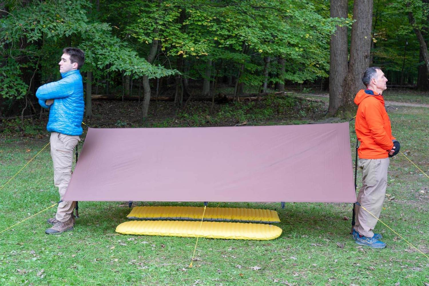 BORAH GEAR 7'x9′ ULTRALIGHT TARP