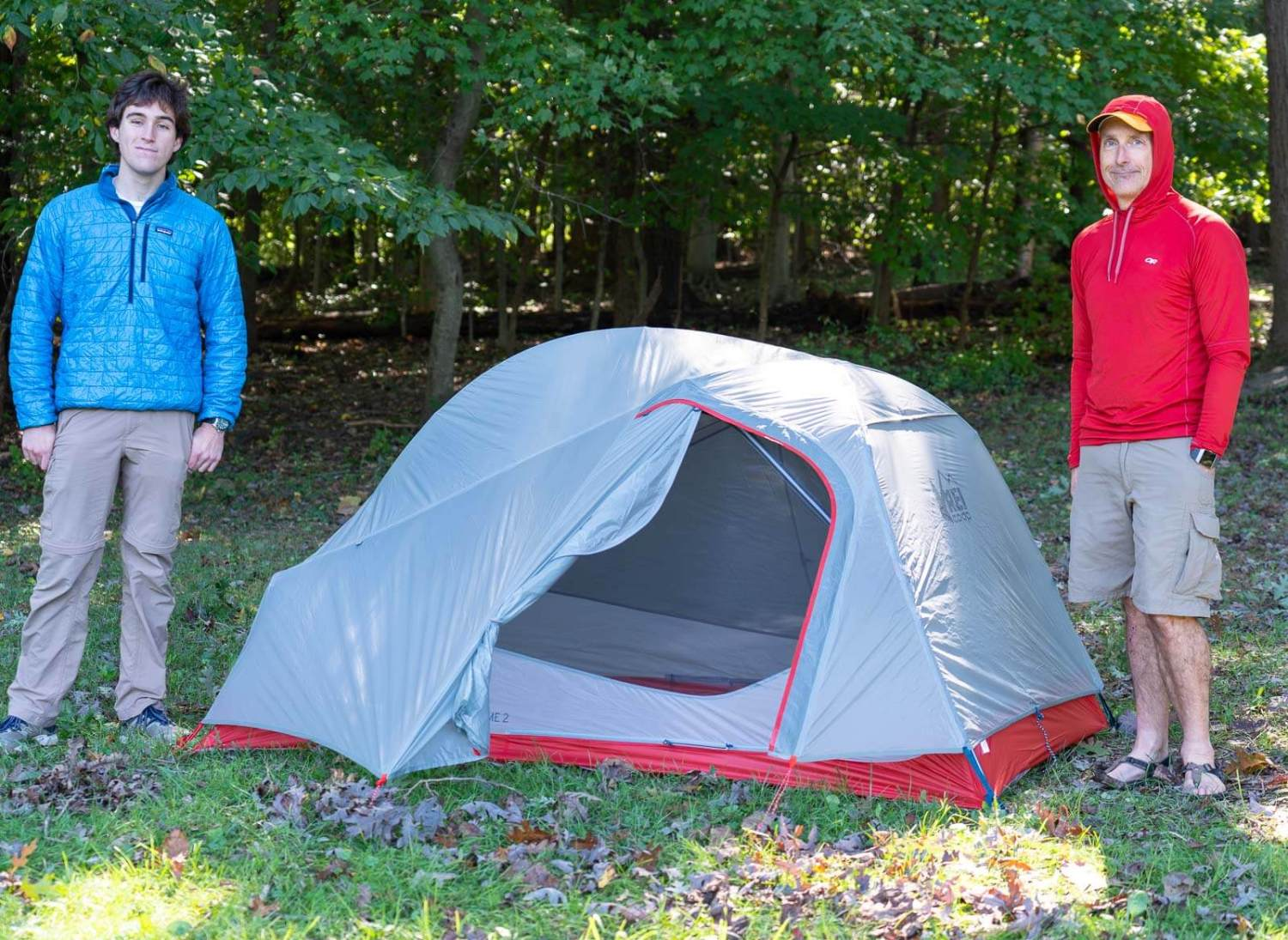 Lightweight Backpacking Tent - REI CO-OPQUARTER DOME 2