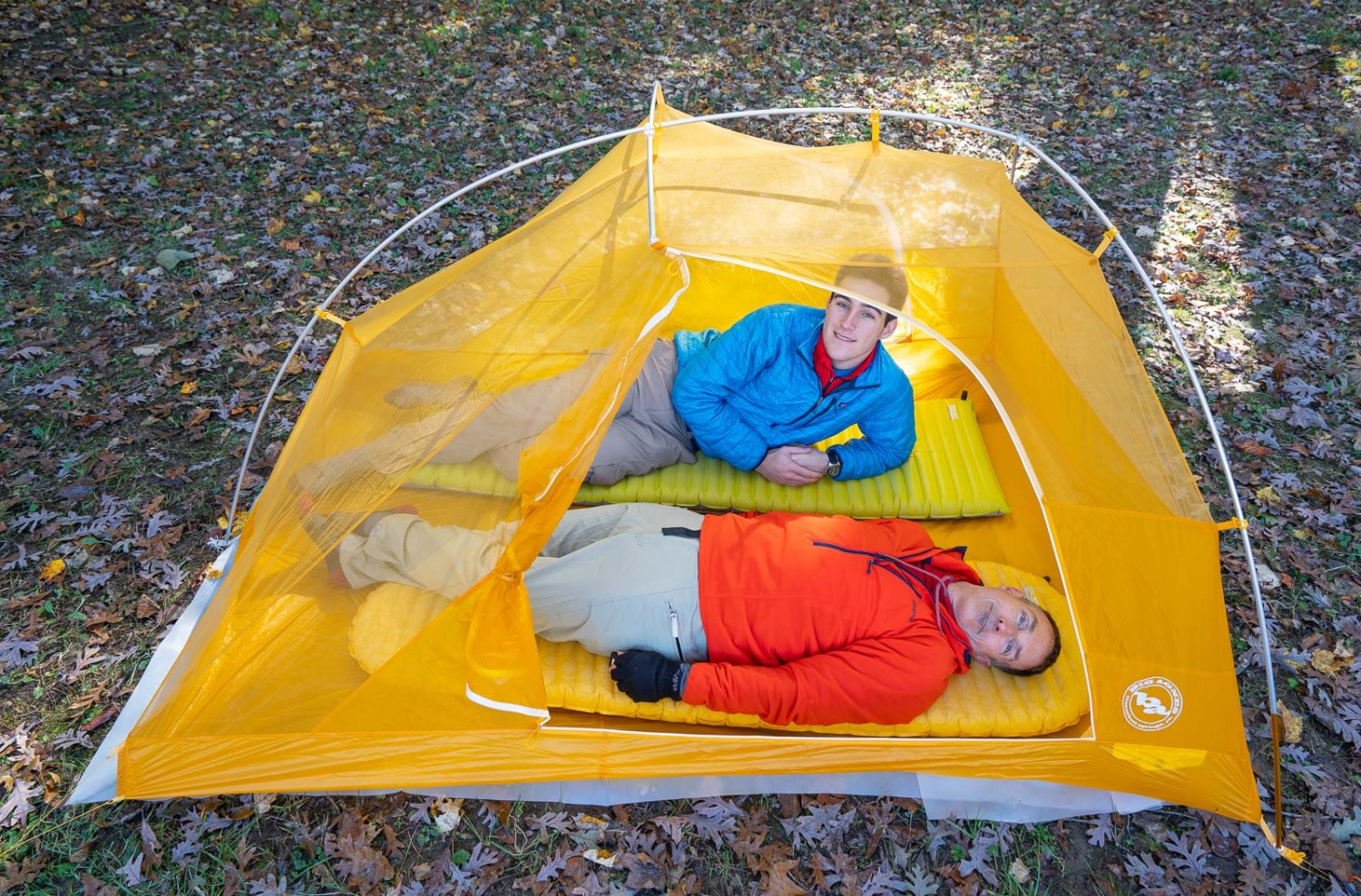 best backpacking tents - BIG AGNES TIGER WALL UL3 Tent